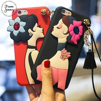 From Jenny Modern Girl Phone Cases
