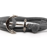 Charcoal Gray Paracord