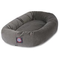 Majestic Pet® Suede Bagel Bed - Multiple Colors Available : Target