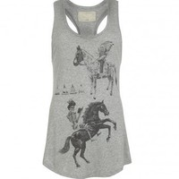 All Saints Wyld Stallion Vest