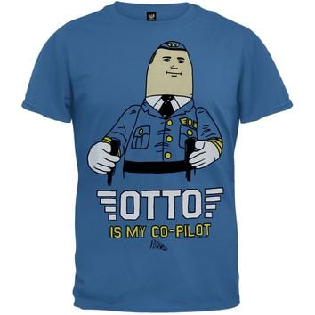 Airplane - Otto Is My Co-Pilot T-Shirt
