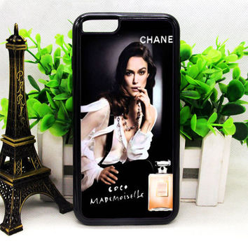 COCO MADEMOISELLE NOIR PARIS CHANEL IPHONE 6 | 6 PLUS | 6S | 6S PLUS CASES