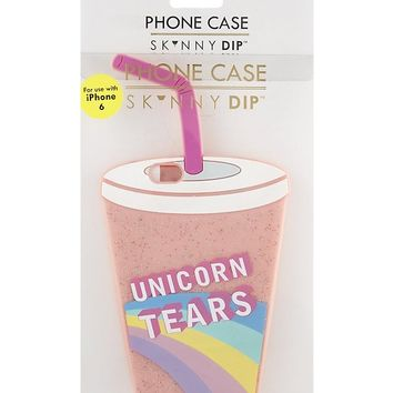 SKINNY DIP - Unicorn tears iPhone 6 Plus case | Selfridges.com