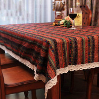 Home Decor Tablecloths [6283619590]