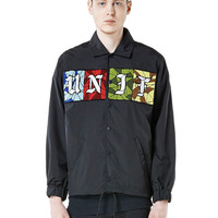 Glass Logo Jacket