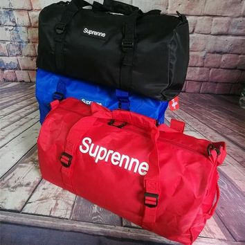 Supreme Luggage Travel Bag Tote Handbag