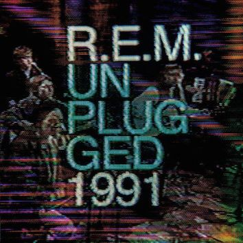 R.E.M. ‎– Unplugged 1991 LP