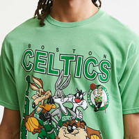 Junk Food Looney Tunes Boston Celtics Tee | Urban Outfitters