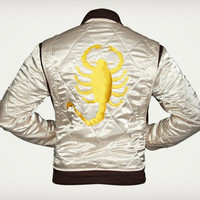 Drive Replica Jacket | Cool Material