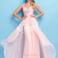 Embellished Straps Sweetheart Formal Prom Gown By Mac Duggal Flash 65119L