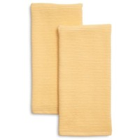 Ribbed Kitchen Towels, Set of 2