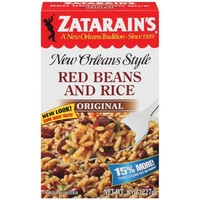 Zatarain's New Orleans Style Original Red Beans and Rice 8 oz