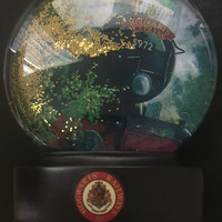 Universal Studios Wizarding Harry Potter Hogwarts Express Train Snow Globe New