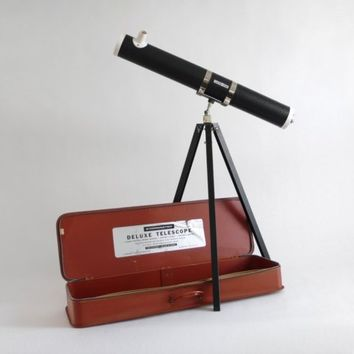 Space Telescope with Case by Hindsvik on Etsy