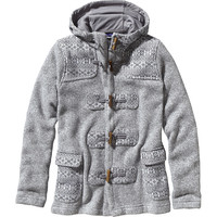 Patagonia Better Sweater Icelandic Coat - Women's Isle Of Skye: