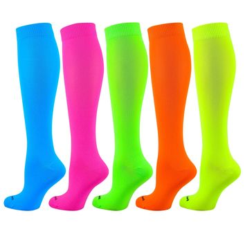 TCK Krazisox Elite Neon Knee-High proDRI Socks