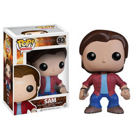 Funko POP! Television - Supernatural Vinyl Figure - SAM (4 inch): BBToyStore.com - Toys, Plush, Trading Cards, Action Figures & Games online retail store shop sale