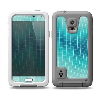 The Teal Disco Ball Skin Samsung Galaxy S5 frē LifeProof Case