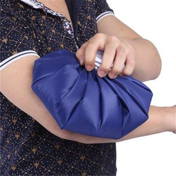 Ice Bag Pack Wrap Pain Relief Cold Therapy Reusable For knee Shoulder Back XLZ9284
