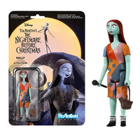 Nightmare Before Christmas Sally ReAction Action Figure
