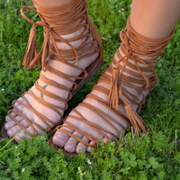 Summer Goddess Sandal