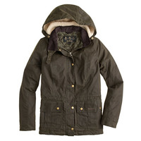J.Crew Womens Barbour Convoy Jacket
