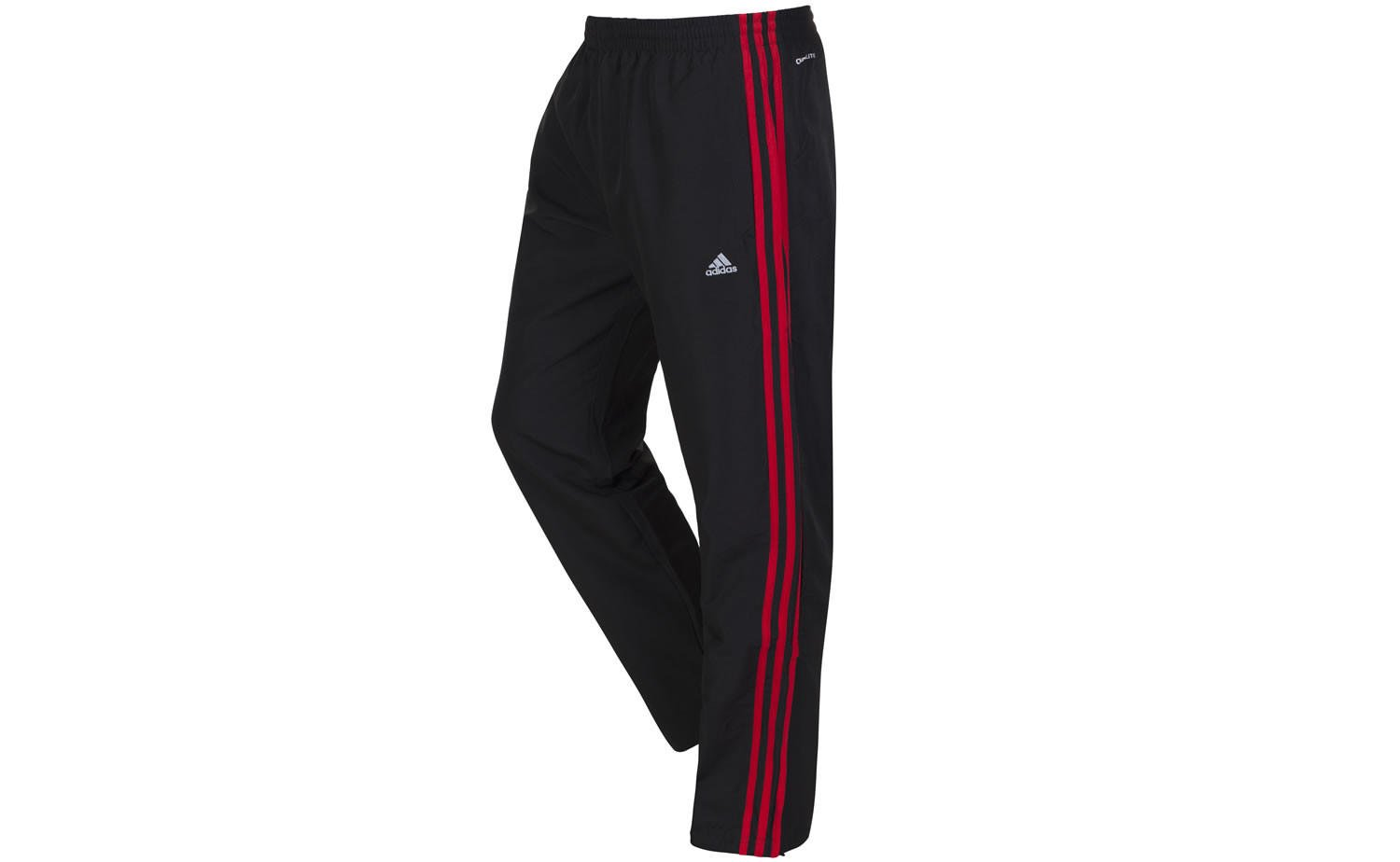 Adidas Essentials Cr 3 Stripe Track Pants From Tradesports