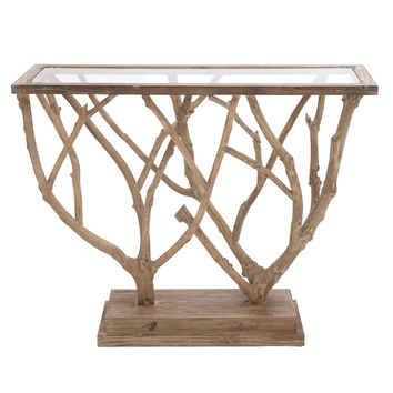 UMA Console Table - Brown