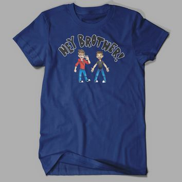 DFTBA - Hey Brother! Shirt