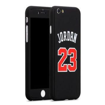 VONR3I Nba Sports Basketball Star Full Body Protector Case Cover for iPhone 6/6s Michael Jord