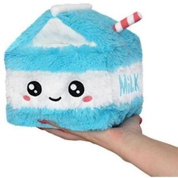 Squishable Mini Comfort Food Milk Carton 7""