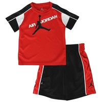 Jordan AJ Juxtapoz Short Set - Boys' Toddler at Foot Locker