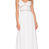 Susana Monaco Fay Maxi Dress in White