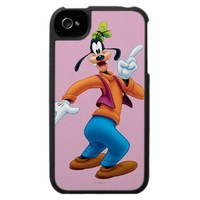 Goofy Pose 4 Iphone 4 Case from Zazzle.com