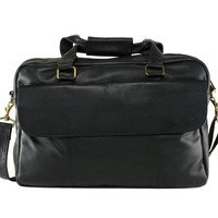 Hammer Anvil Neira Colombian Vacquetta Leather Messenger Bag Organizer Briefcase
