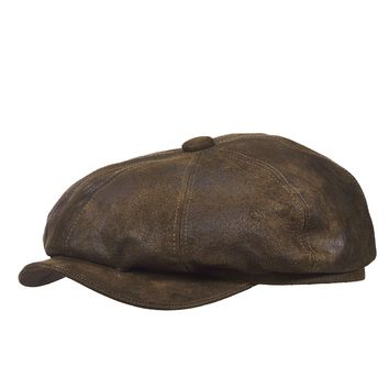 Stetson Weathered Leather 8/4 Cap