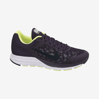 The Nike Zoom Structure+ 17 Shield Women's Running Shoe.