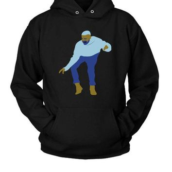 LMFGW7 Hotline Bling (2) Hoodie Two Sided