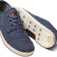 Blue Chambray Men's Paseos