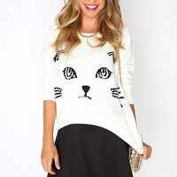 Skat Cat Sweater