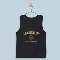 Men's Basic Tank Top - Jameson Irish Whiskey