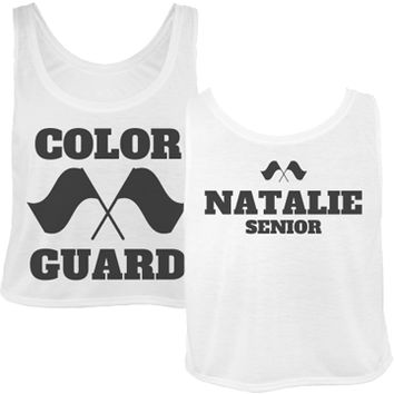 Color Guard Girls Shirts: This Mom Means Business