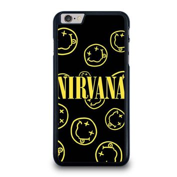 NIRVANA SMILEY COLLAGE iPhone 6 / 6S Plus Case Cover
