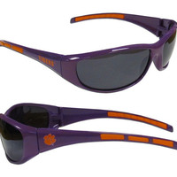Clemson Tigers Sunglasses - Wrap