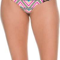 RIP CURL CARAVAN BOOTY BRIEF BIKINI BOTTOM