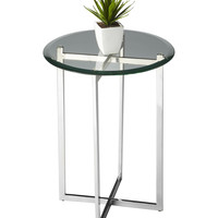 Butler Home Decor Furniture Accent Table Finish Type Nickel 2385220