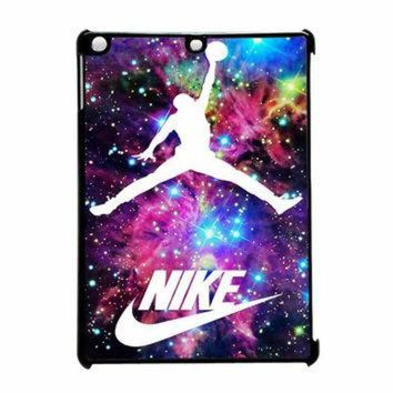 LMFUG7 Michael Jordan On Galaxy Nebula New Custom iPad Air Case