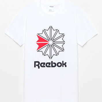 Reebok Classics Graphic White T-Shirt at PacSun.com