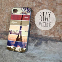 Vintage Eiffel Tower - iPhone 4/4s/5 Case - Samsung Galaxy S3/S4 Case