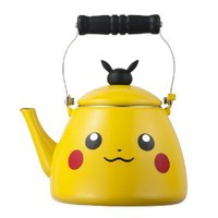 Pokemon Center Original - Enamel Kettle [Pikachu]